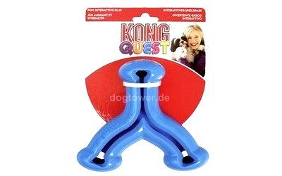 Hundespielzeug Kong Quest Wishbone