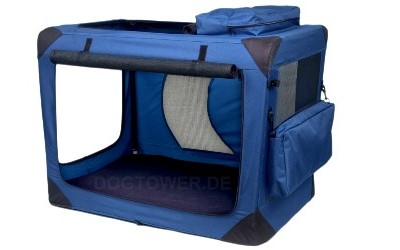 Hundetransportbox Soft Crate Deluxe