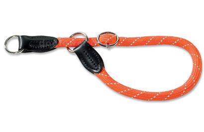 Hunter Dressurhalsband Freestyle, orange