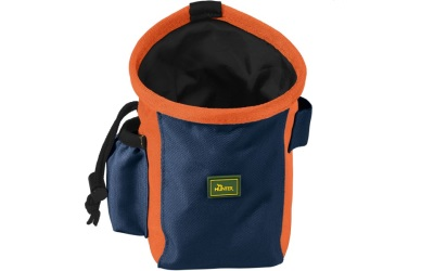 Hunter Gürteltasche Bugrino Standard, grau-blau/orange