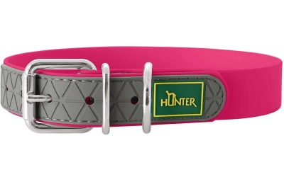 Hunter Halsband Convenience, himbeer