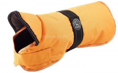 Hunter Hundemantel Denali, orange