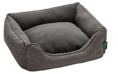 Hunter Hundesofa Boston Cozy, grau