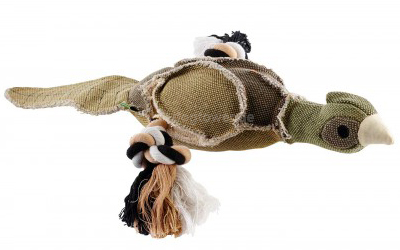 Hunter Hundespielzeug Canvas Wild Duck