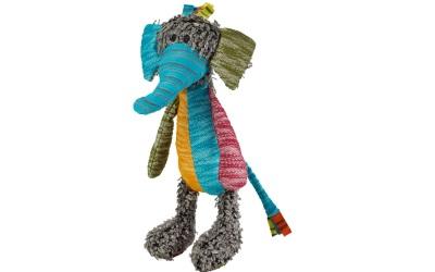 Hunter Hundespielzeug Patchwork Elefant