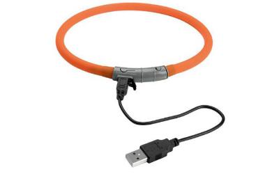 Schnelles und einfaches Aufladen per USB Kabel