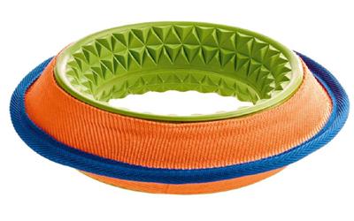 Hunter schwimmfähiges Hundespielzeug Kodino Ring