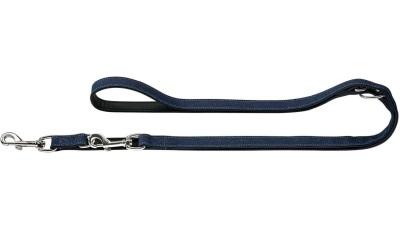 Hunter Verstellbare Führleine Jeans, blau/schwarz