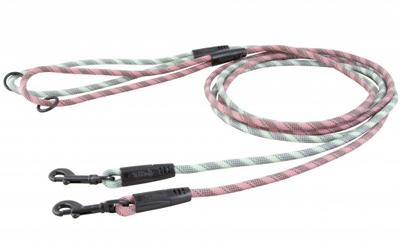Hurtta Mountain Rope Hundeleine Puppy&Petit, rosa