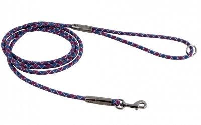 Hurtta Casual Rope Hundeleine, preiselbeere/fluss