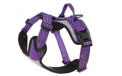 Hurtta Lifeguard Dazzle Geschirr, violett