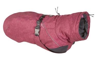 Hurtta Expedition Parka Hundemantel rote beete/beetroot
