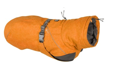 Hurtta Expedition Parka Hundemantel sanddorn/buckthorn
