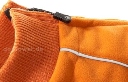 Hurtta Jacke mit Reißverschluß