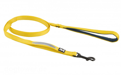 Hurtta Hundeleine Explorer leash, gelb