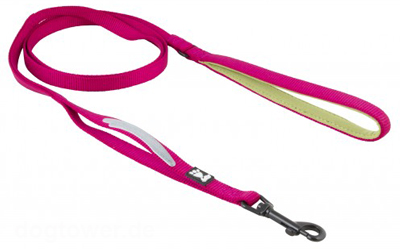 Hurtta Hundeleine Explorer leash, kirsche