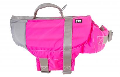 Hurtta Life Savior Hundeschwimmweste, pink