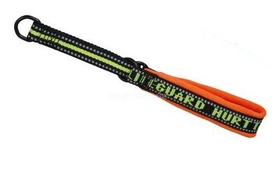 Hurtta Lifeguard Halsband Half Choke, orange/gelb