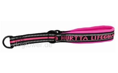Hurtta Lifeguard Halsband Half Choke, neonpink