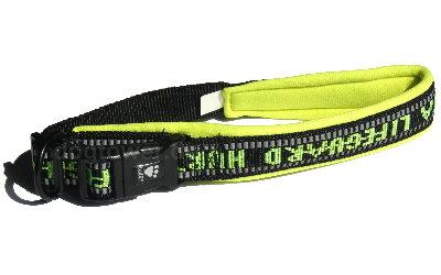 Hurtta Lifeguard Halsband, neongelb