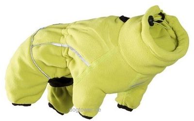 Hurtta Microfleece Hundeoverall, birke