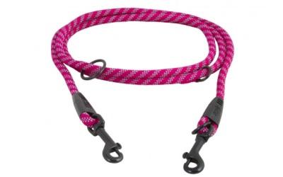 Hurtta Rundleine Mountain Rope Training, kirsche