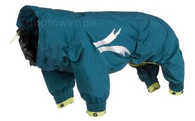 Hurtta Outdooroverall Slush Combat Suit, grün
