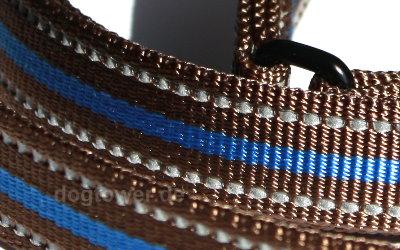 Hurtta Hundeleinen Reflex in blau