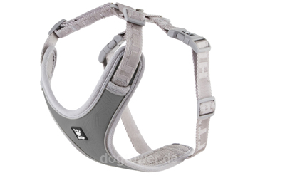 Hurtta Sportgeschirr Adventure Harness in grau