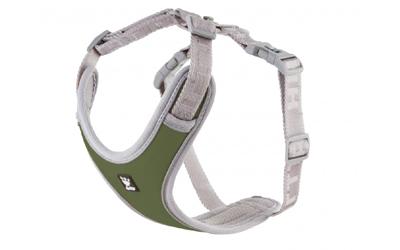 Hurtta Sportgeschirr Adventure Harness, park