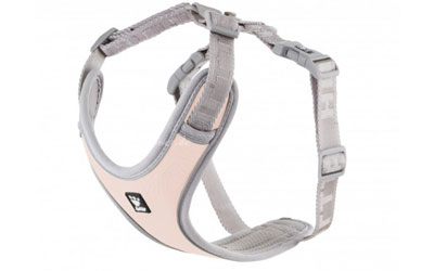 Hurtta Sportgeschirr Adventure Harness, rosa
