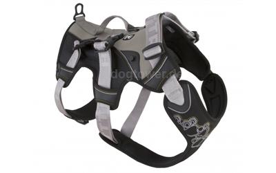 Hurtta Trail Hundegeschirr Trail harness, sand