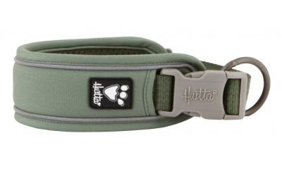 Hurtta Weekend Warrior Eco Halsband, grün