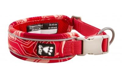 Hurtta Weekend Warrior Halsband, coral camo