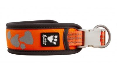 Hurtta Weekend Warrior Halsband, neon orange