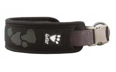 Hurtta Weekend Warrior Halsband, schwarz