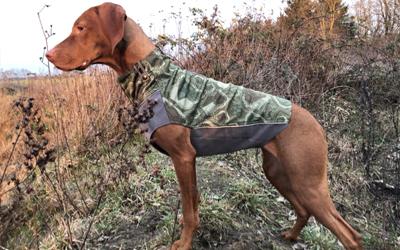 Hurtta Worker Vest leichte Sicherheitsweste mit Insektenschutz, grün camo