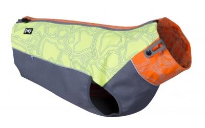 Hurtta Worker Vest leichte Sicherheitsweste mit Insektenschutz, neon camo