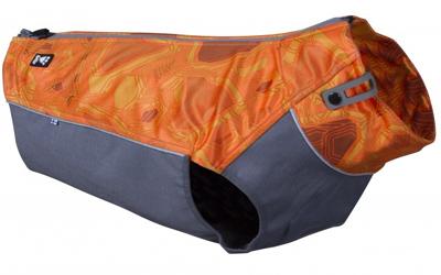 Hurtta Worker Vest leichte Sicherheitsweste mit Insektenschutz, orange camo