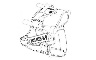 IDC Geschirr mit Taschenlampen