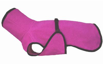 iqo Hundebademantel Pitschnass, pink