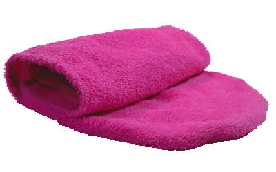 iqo Hundehandtuch (zum Hineinschlüpfen), pink