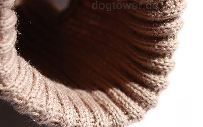 IQO Hundepullover, weicher, elastischer Kragen