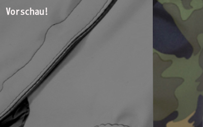 iqo Reflektor Sicherheitsweste (wärmend), camouflage khaki/grün