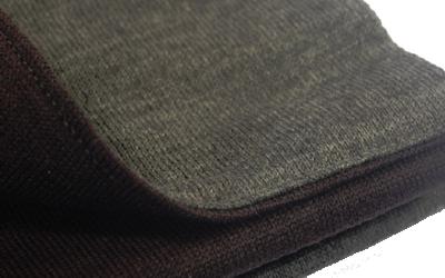 Hochwertiger Schal aus Merinowolle, perfekte Wärmespreicherung