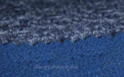 IQO VX Hundemantel, dunkelblau (meliert)