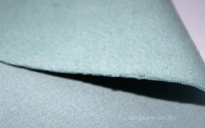 IQO VX Hundemantel pastellblau, erhältlich in 26-82cm