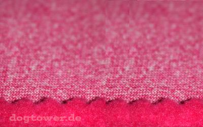 IQO VX Hundemantel, rosa (meliert)