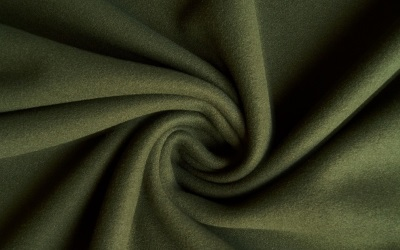 iqo VXf Hundejacke Frosti (wind- und wasserdicht), dunkelgrün/schwarz