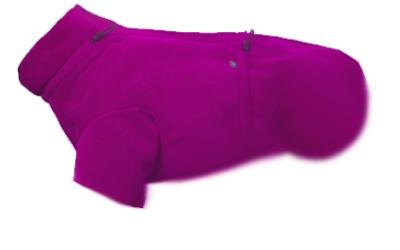 iqo VXf Hundejacke Frosti (wind- und wasserdicht), violett/schwarz